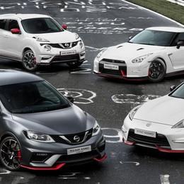 Sport e innovazione Nissan al Motor Show
