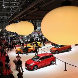 Ginevra, dal 6 marzo il Salone dell'auto