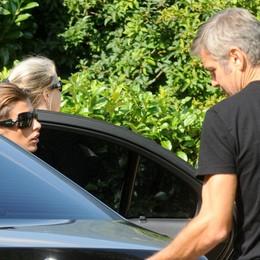George Clooney e la Jolie  «Basta stampa spazzatura»