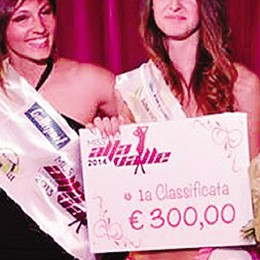 Miss Alta Valle 2014 è di Tirano   A Rasin sfilano bellezza e talento
