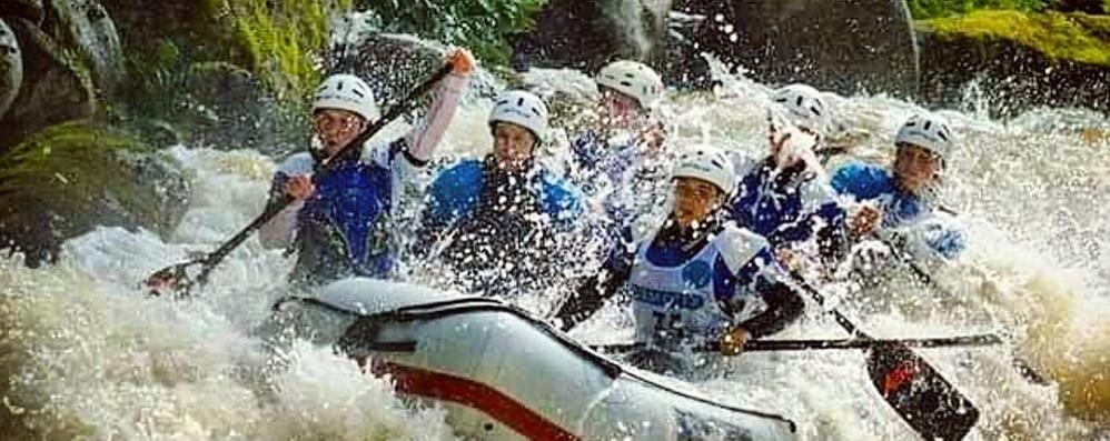Sogno mondiale per Alessandra, con le azzurre del rafting è in Indonesia