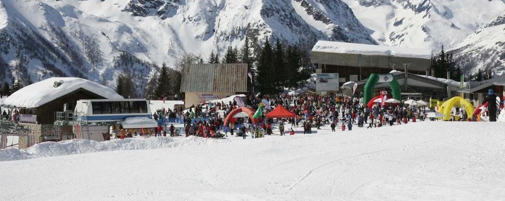 Impianti aperti, da sabato si scia al Palù