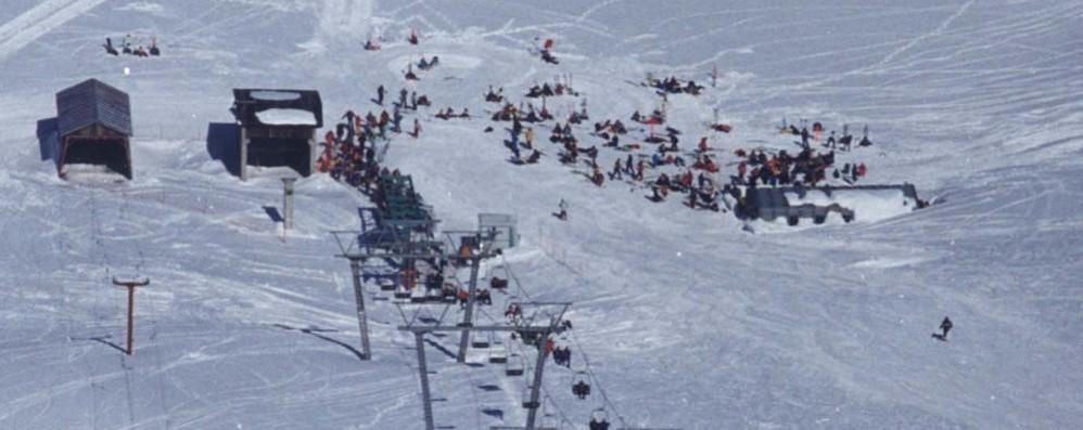 Sugli sci nella Valle di Lei  Apertura nel fine settimana