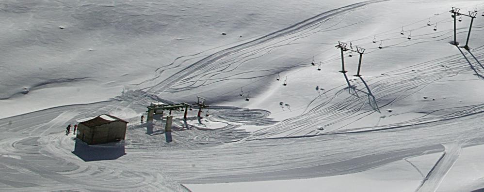 La Skiarea vuole l'acqua tutto l'anno