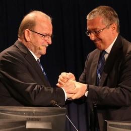 Fiordi è presidente: un voto unanime  per il futuro del Creval