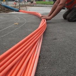 Accordo sulla fibra ottica  Intesa super veloce a Tirano