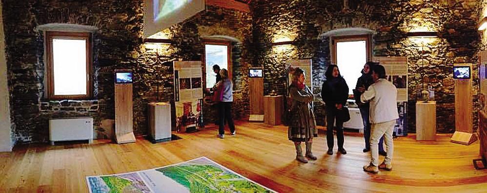 La storia della Valchiavenna  ora è tutta da vedere (e toccare)