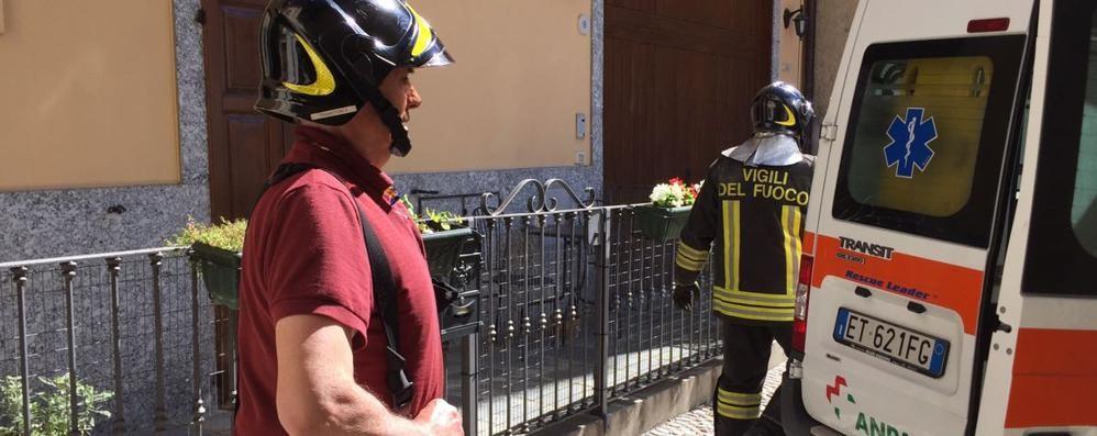 Bellagio, crollo in un cantiere  Muore operaio di 58 anni