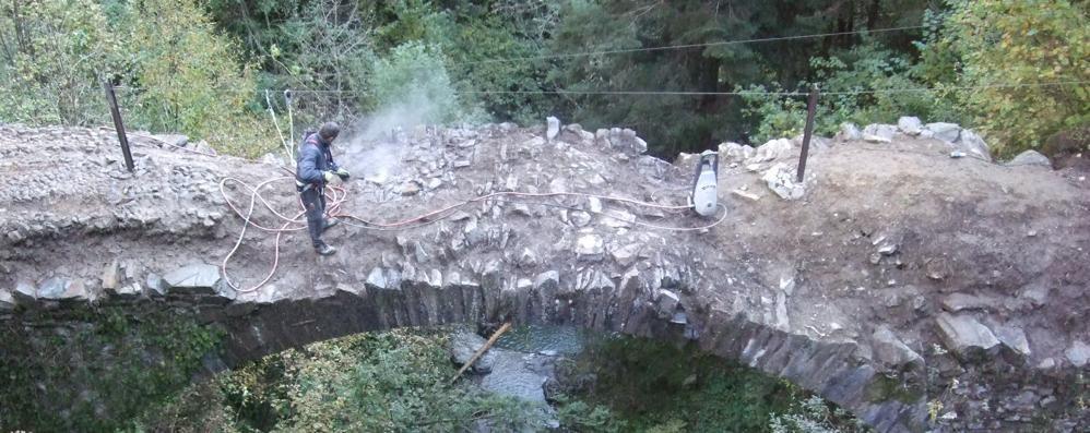 Che sorpresa in Val di Pai, i ponti sono addirittura tre