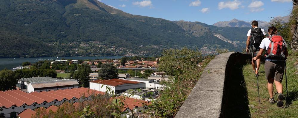 Si allunga il Sentiero del Viandante: arrivato a Delebio punta a Morbegno