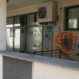 La galleria della vergogna, stretta sui controlli in via Sauro a Sondrio