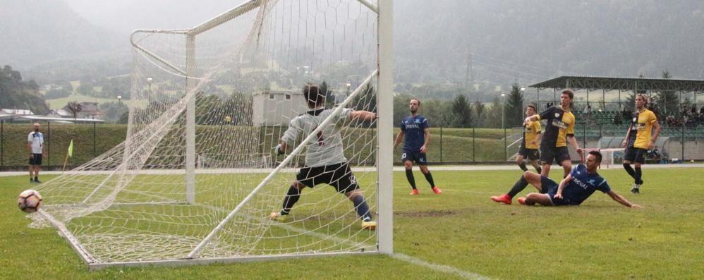 Calcio calendari, Sondrio parte in casa contro i brianzoli