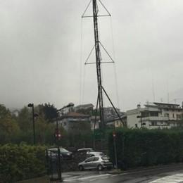 Cellulari, trasloca l'antenna  I residenti si preoccupano