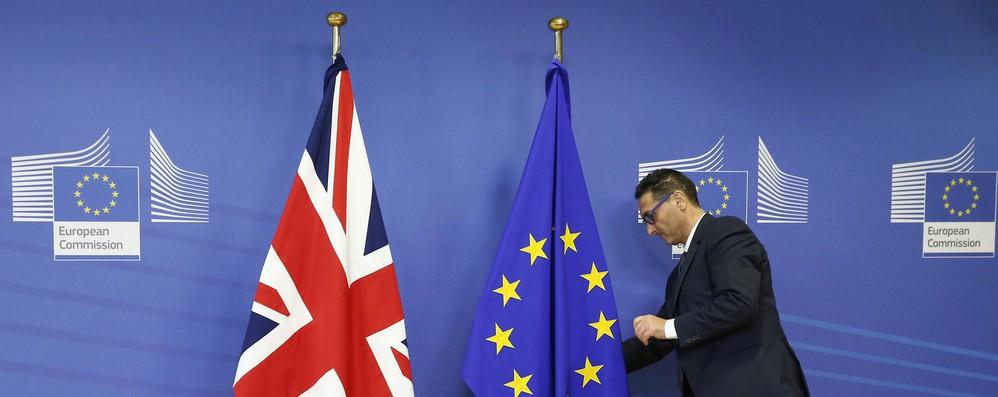 Brexit: bozza Ue, no veri progressi su frontiere Irlanda