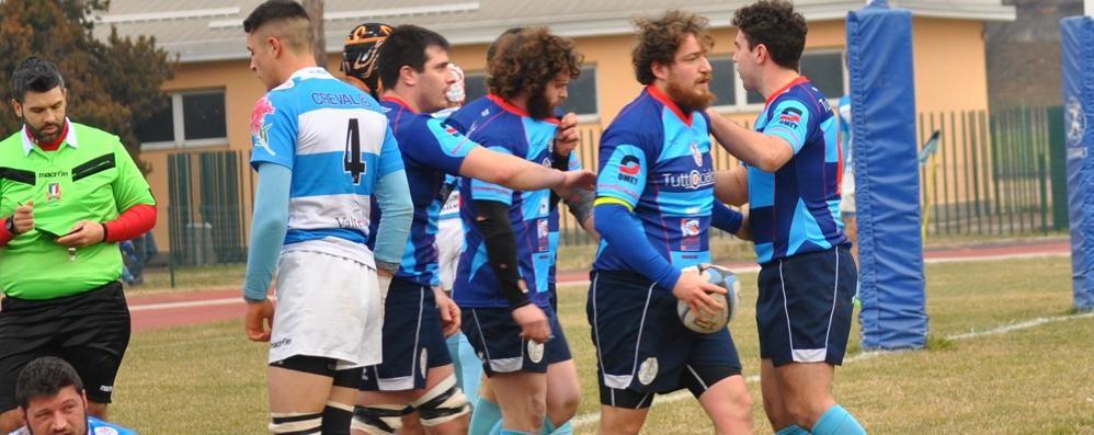 Rugby serie B, clamoroso tonfo della Sertori nel derby di Lecco