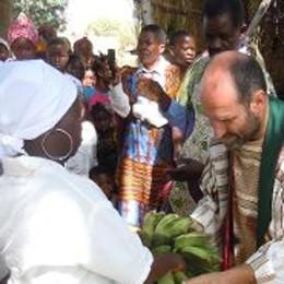 Don Filippo sarà un missionario  Nel suo futuro c'è il Mozambico