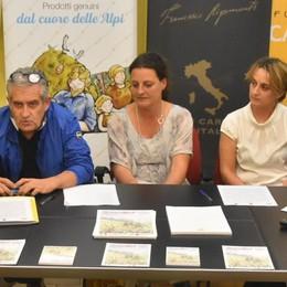 L'esordio di Scargaàmuut: «Omaggio agli agricoltori che preservano le Alpi»