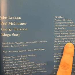 """Una mano valtellinese nel cinquantenario  di """"Abbey Road"""""""