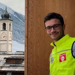 Livigno, progetto di cittadinanza attiva  Coscritti sul campo con la polizia locale