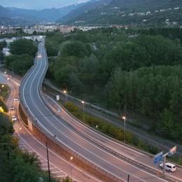 La Valtellina resta vuota: «Che flop per il ponte»