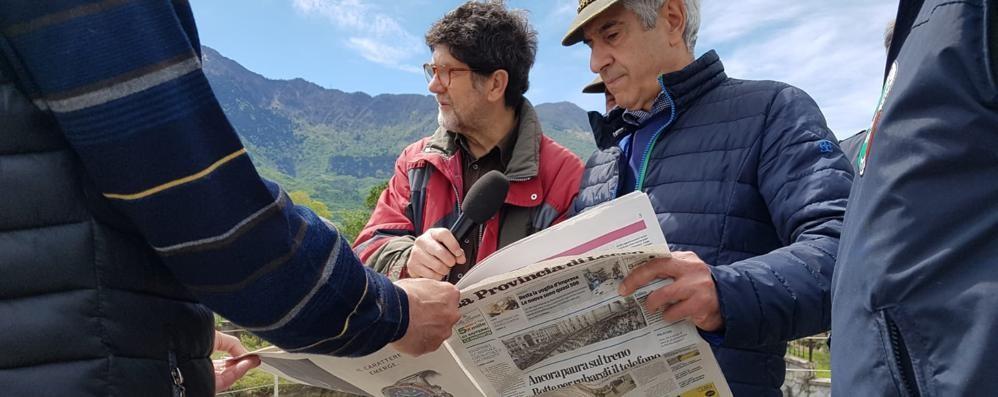 """Gli Alpini derubati  a """"Chi l'ha visto"""""""