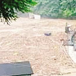 «La diga è stata aperta  Nessuno ce lo ha detto»