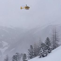Valfurva, tragedia sul ghiacciaio dei Forni: morto un alpinista, due sono gravi