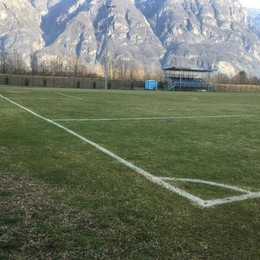 Campo impraticabile, salta la partita  L'Ac Valchiavenna chiede «più rispetto»