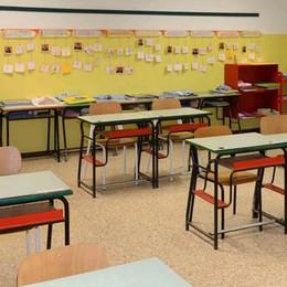 Pochi bambini a Cosio Valtellino e Mello  Classi uniche il prossimo anno scolastico