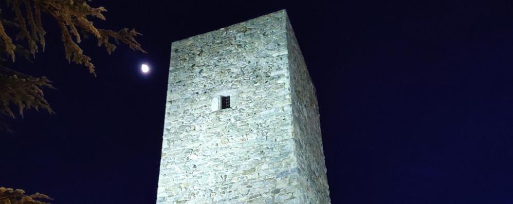 """Da """"De li beli miri"""" a torre del Castello  Il simbolo di Teglio cambierà nome"""