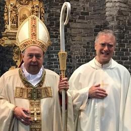 Il vescovo: «Don Renato  vero uomo di Dio. Esempio per tutti»
