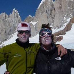 """La morte di """"Berna""""  «Con lui sul Cerro Torre  Era meticoloso e prudente»"""