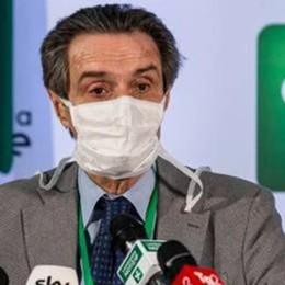 Lombardia, nei luoghi di lavoro  obbligatorio misurare la temperatura  Aperture, Fontana decide domani