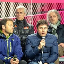 Il Giro d'Italia non molla  Il Panathlon lo rivive