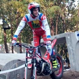 Paolo Ruffoni al top  È campione italiano