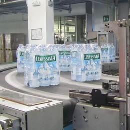 «Levissima non è sul mercato, anzi»  Sanpellegrino annuncia investimenti