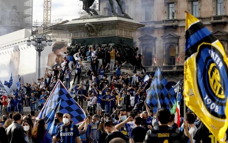 Padelli, primo scudetto  a 35 anni con l'Inter