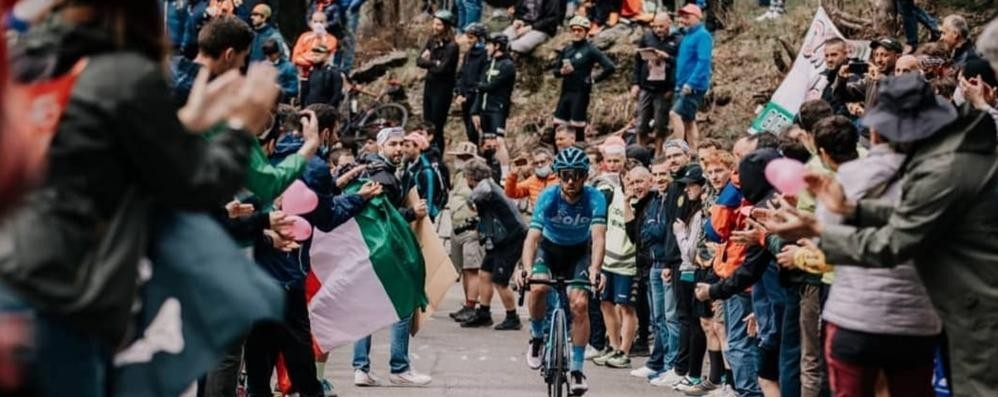 Il Giro passa il testimone   agli Under 23