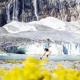 """Ecco la """"Glacier Trail""""  Valmalenco tutta d'un fiato"""
