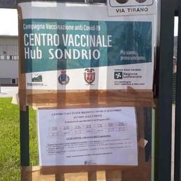 I vaccini rallentano  In provincia di Sondrio  sono senza in 25 mila