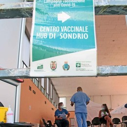 Vaccinazioni in provincia  I posti liberi sono 9.200