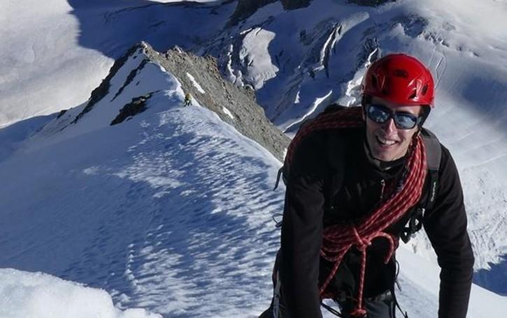 I due alpinisti morti sul pizzo Badile  Una scarica di sassi, nessuno scampo