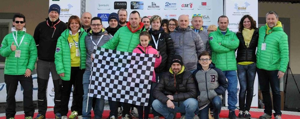 Coppa Valtellina pronta al via  «E noi passiamo il testimone»
